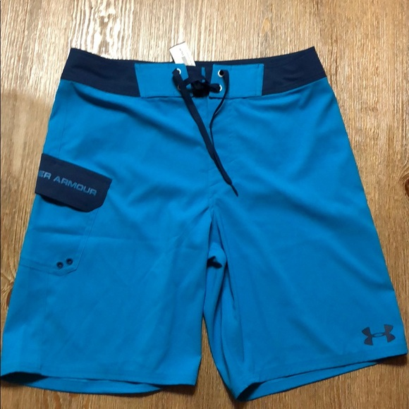 56f9d7bd2f Under Armour Swim | Mens Bathing Suit | Poshmark